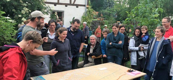 Vereinsvorstellung Dreiskau-Muckern