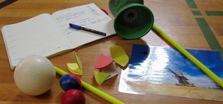 'So ein Zirkus um die Kohle' – Ideen- & Test-Workshop