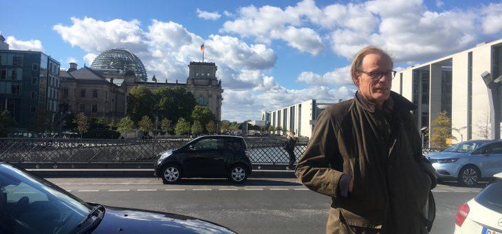 Als Umweltlobbyisten nach Berlin